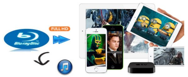 blu-ray to idevice