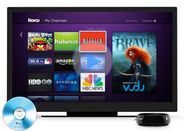 how to watch online movies in roku