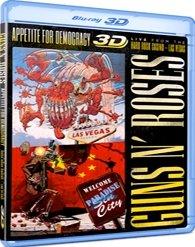 Guns N' Roses: Appetite for Democracy 3D