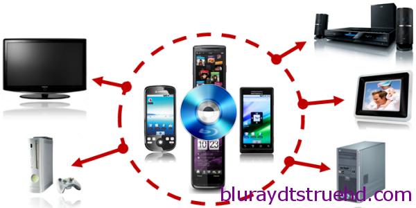 store blu-ray on media server