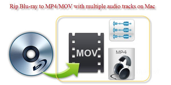 watch blu-ray with multi-track