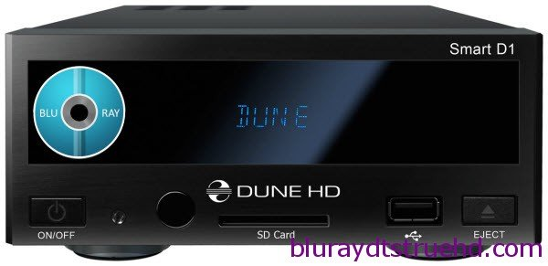 play blu-ray on dune hd media player