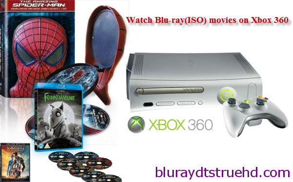 watch blu-ray on xbox 360