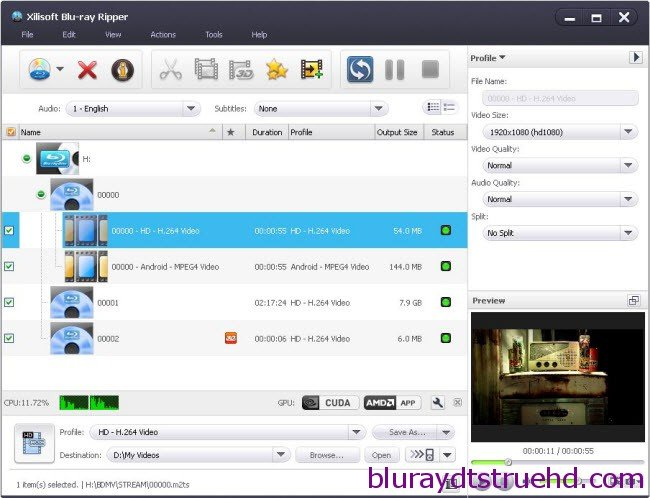 Review: Top 5 Best Selling Windows/Mac Blu-ray Rippers Xilisoft-blu-ray-ripper