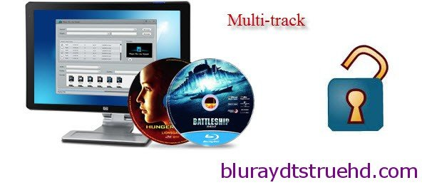 Multi-track Blu-ray Ripper