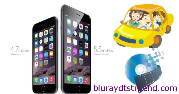 watch blu-ray on iphone 6