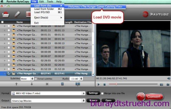 rip DVD to Mede8er Multi-Media player