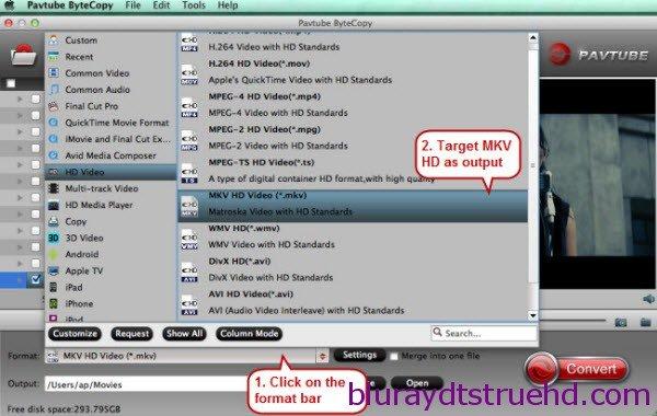 Mede8er Multi-Media player format