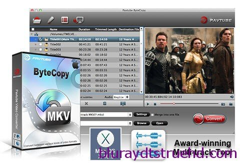 Pavtube ByteCopy for Mac