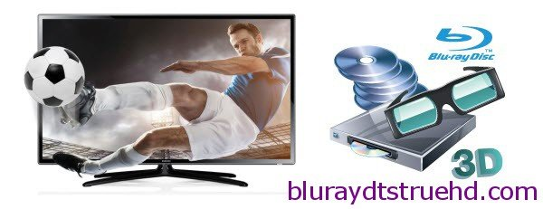 Rip 3D Blu-ray to 3D Samsung TV