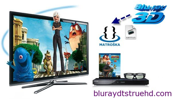 Hassle-free Guide to Rip 3D Blu-ray to 3D MKV with subtitle