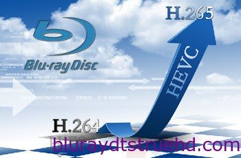 Rip Blu-ray to H 265 MP4 on Windows 8 1/8 to save space
