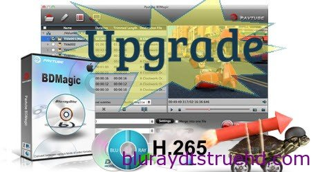 News! Pavtube Maps out Upgraded Mac Blu-ray to H 265 Ripper